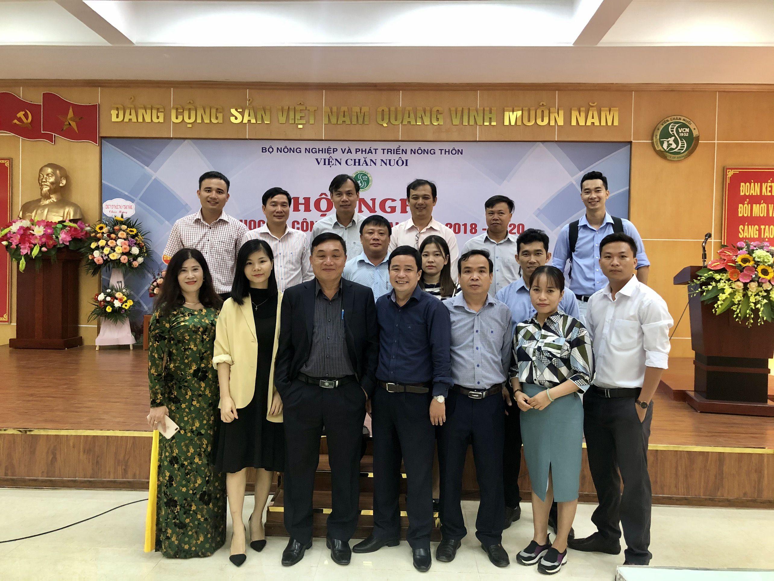 Hội nghị Khoa học  Chăn Nuôi Nam Bộ