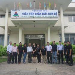 IASVN tiếp đoàn cán bộ của Trung tâm Nghiên cứu Trâu Carabao, Phi-lip-pin đến thăm và làm việc